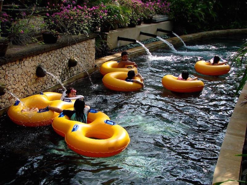Bali water park, Waterbed Bali