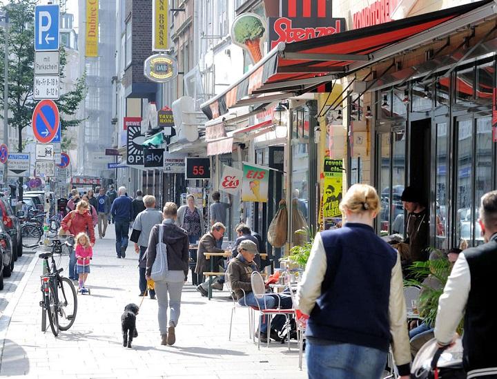 Sternschanze, Hamburg ©Christoph Bellin/ Flickr
