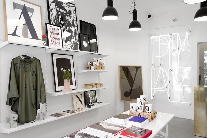 Playtype shop, Copenhagen