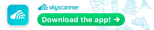 Download Skyscanner app