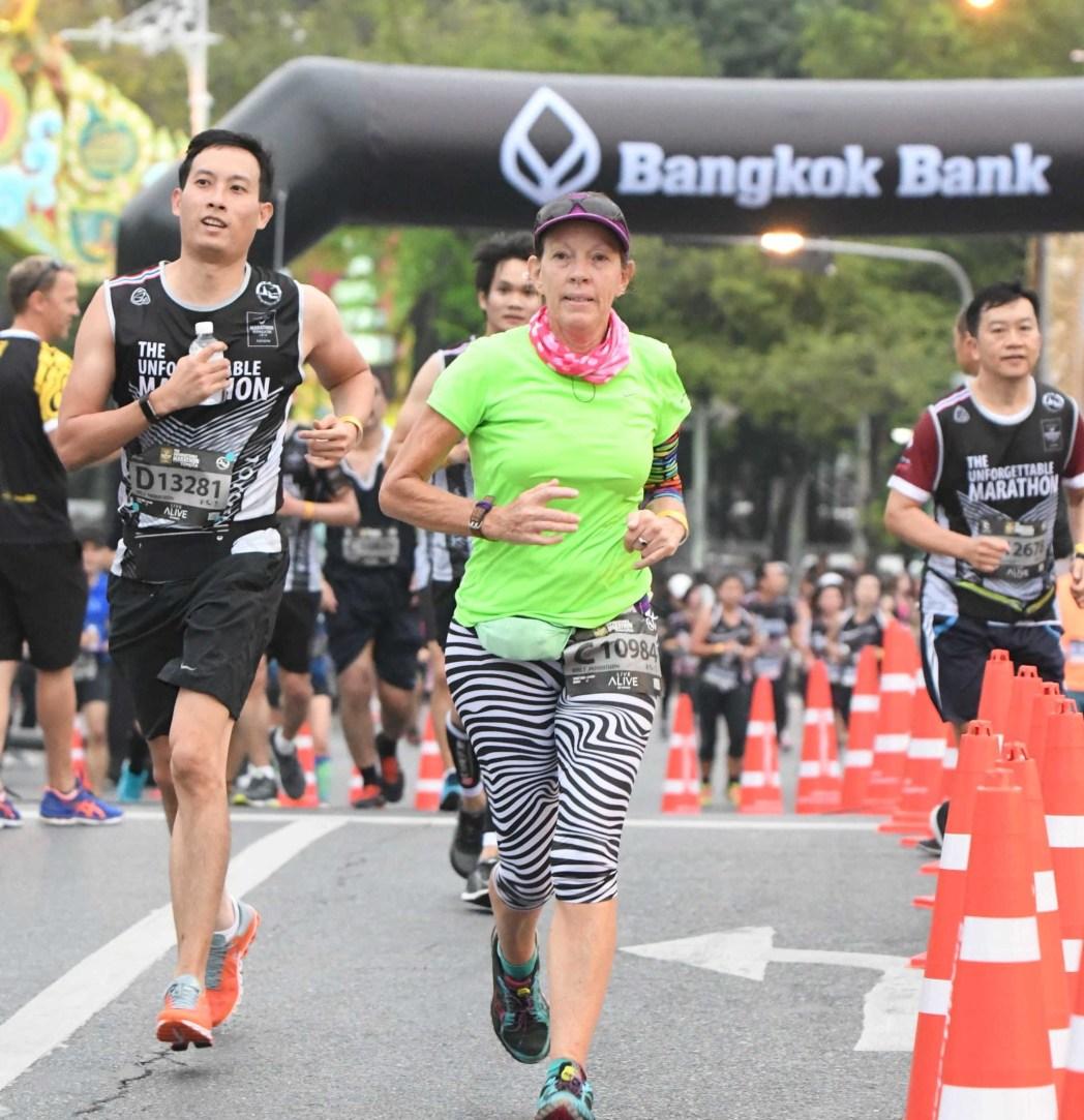 Bangkok half marathon