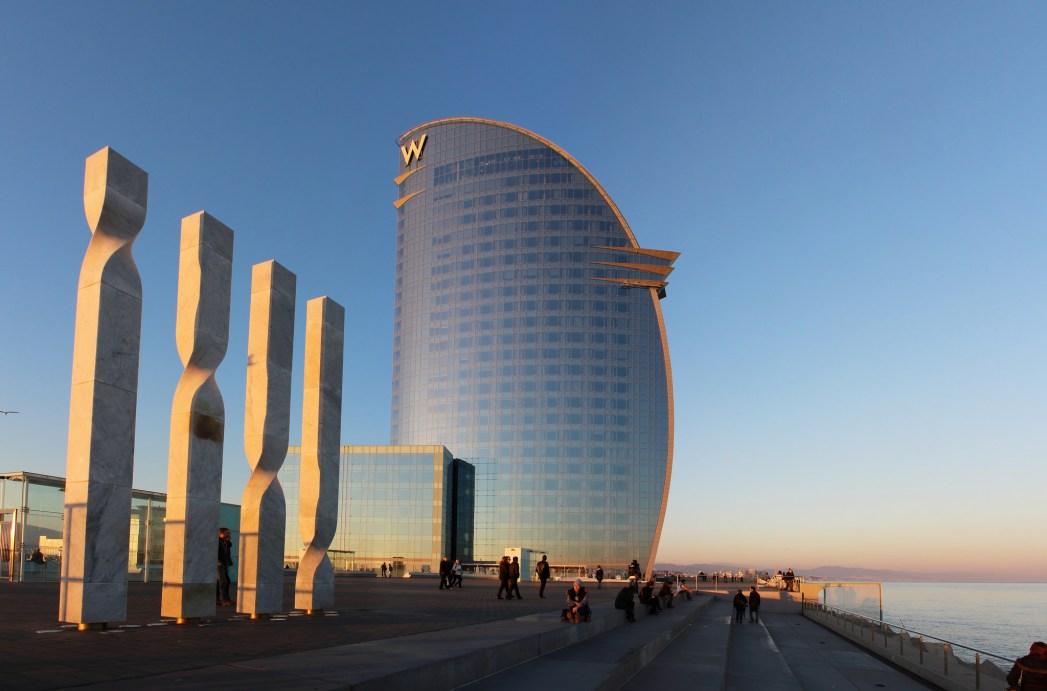 W Hotel Barcelona