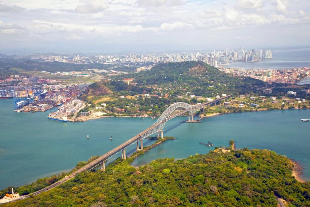 Bridge of the America's, Panama