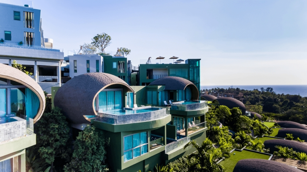 Crest Resort Pool Villas