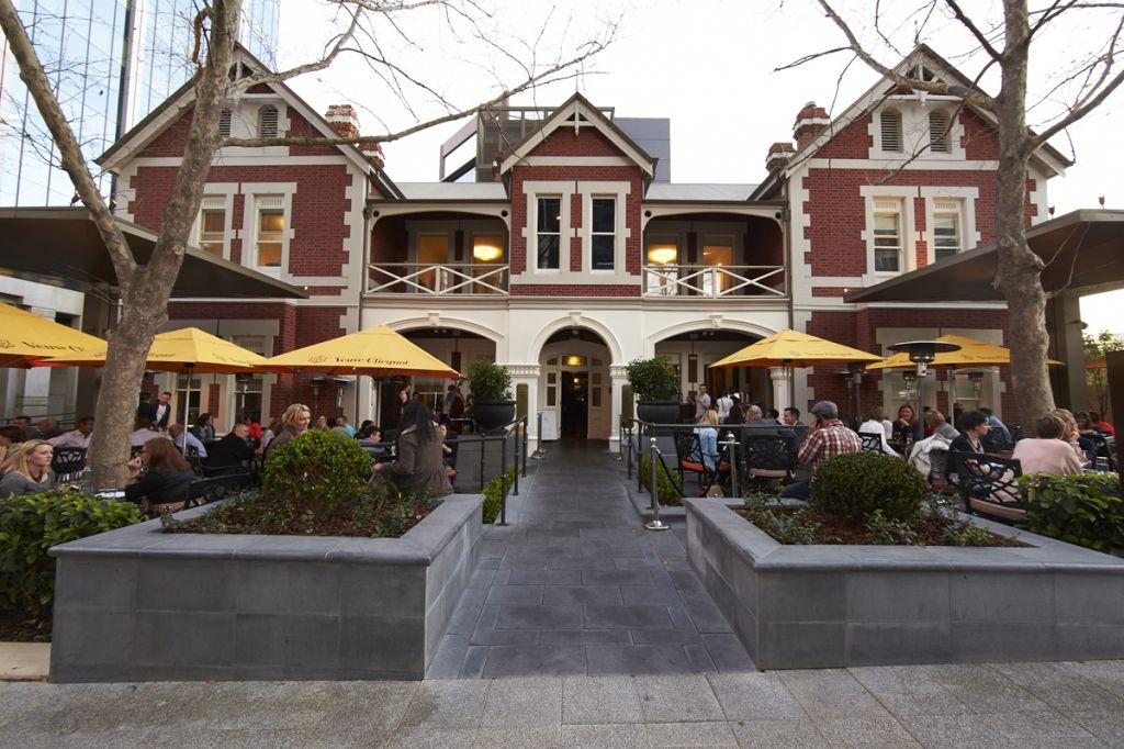 The Terrace, Perth