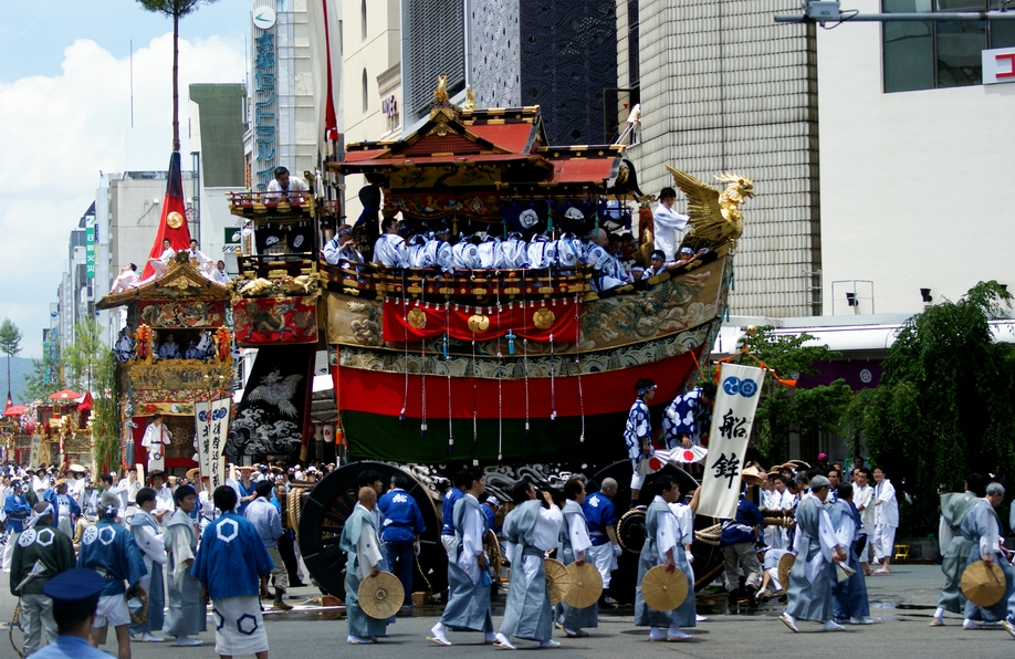 Gion Matsuri Festival Photo credit Insider Journeys