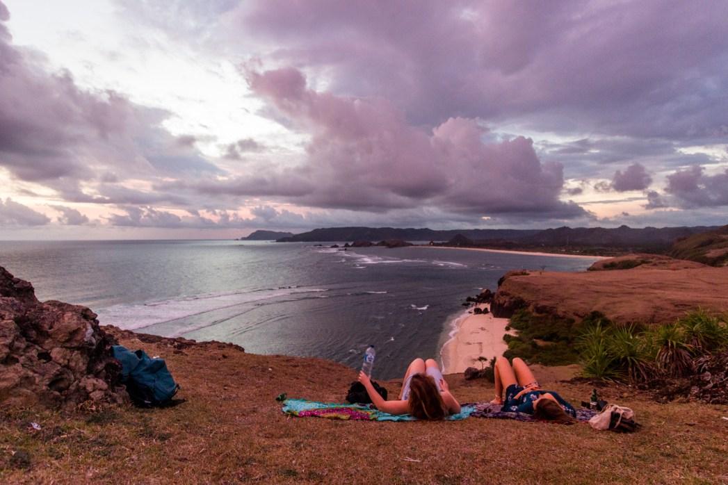 hilltop of Lombok