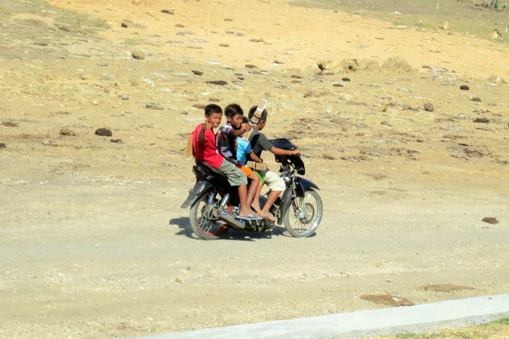 kids of Lombok