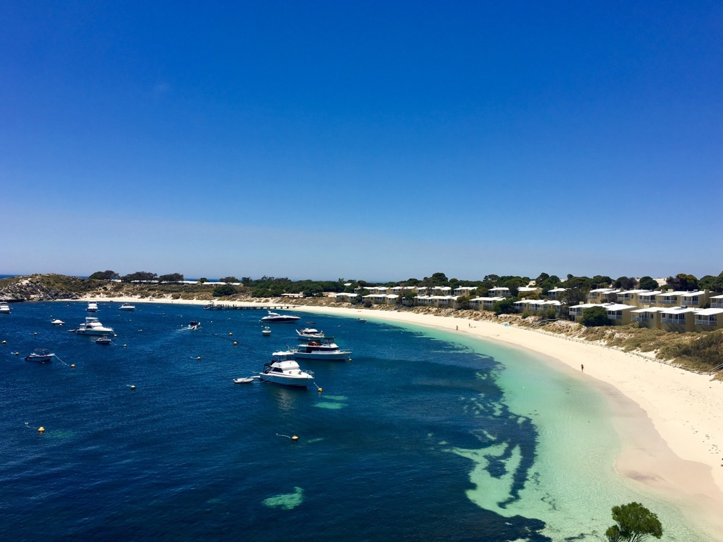 Longreach beach chalets