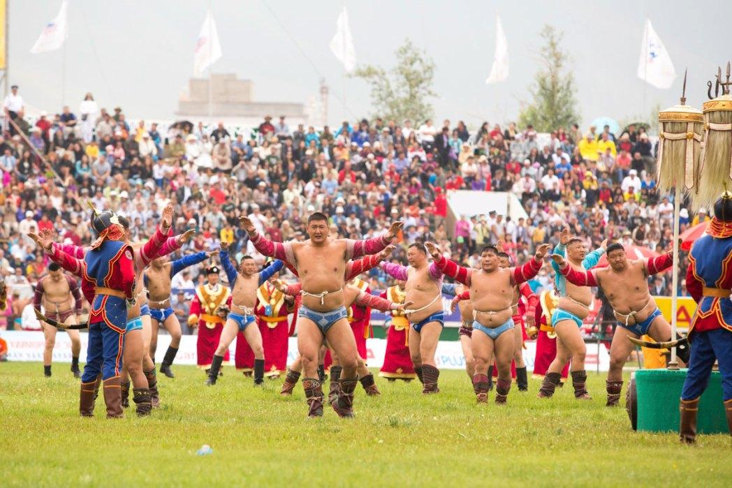 Naadam Festival Ulaanbaatar Photo credit Gan Ulzii