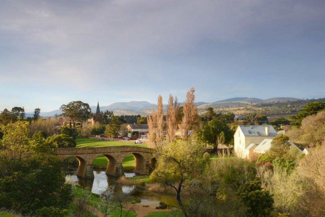 Richmond, Tourism Tasmania