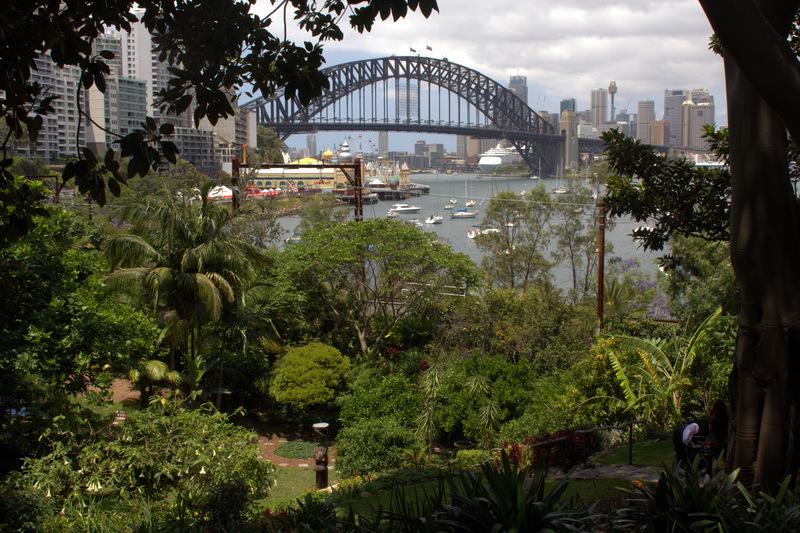 Find Wendy's secret garden at Lavender Bay