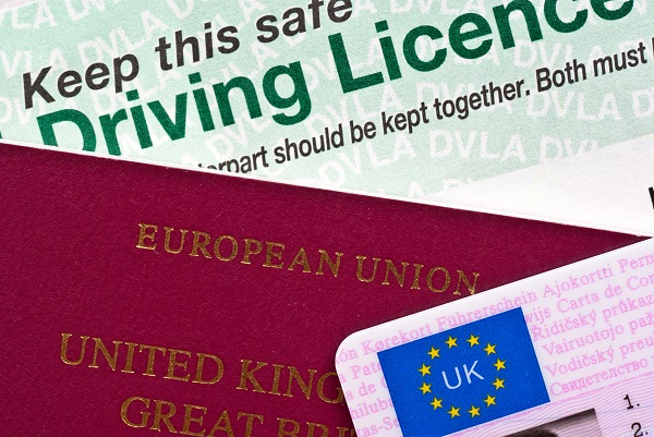 Your new license will take about three weeks and will be returned via post.  International Drivers Licenses are not compulsory but are recommended 9f206946ac