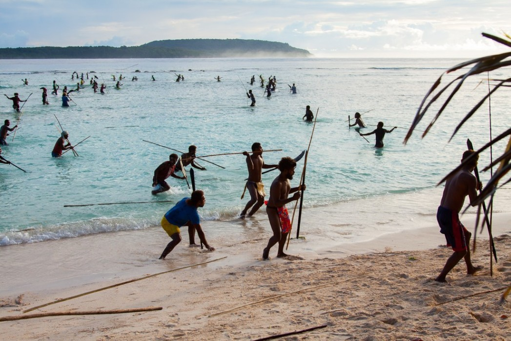Wogasia spear festival Solomon Islands Photo credit Fiona Harper