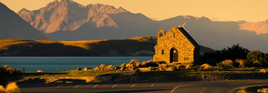 Church of Good Shepherd Photo Tourism NZ